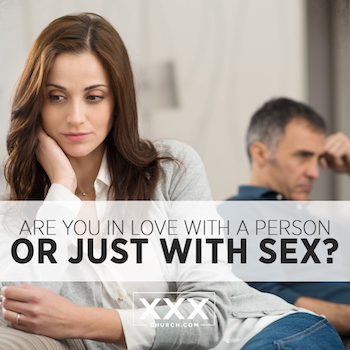 Are You In Love With a Person or Just With Sex-blog