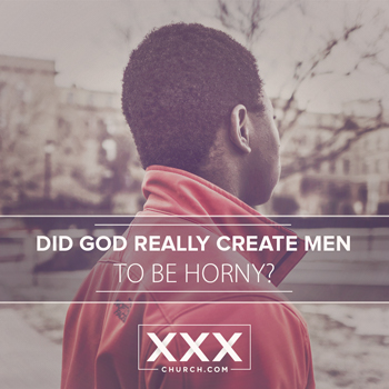 did-God-create-men-to-be-horny