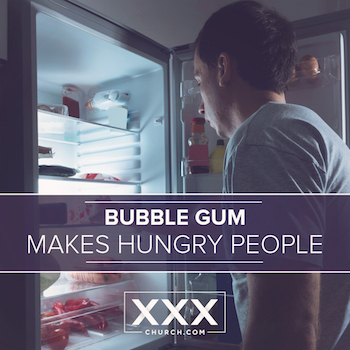 Bubble-Gum-Makes-Hungry-People
